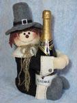 Pilgrim Wine Hugger Pattern