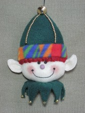 Christmas Elf Pattern