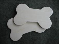 Wooden Dog Bones