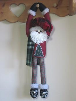 Hang On! Santa Pattern