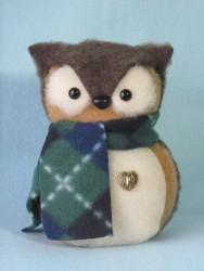 My Little Owl Pattern