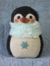 My Little Penguin Pattern
