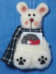 Polar Bear Gift Card Pattern