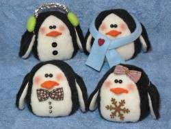 Pudgy Penguins Pattern