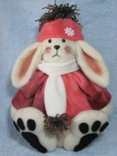 Snow Bunny Pattern