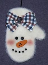 Snow Mitt Pattern