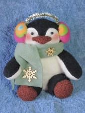 Tuckered Penguin Pattern