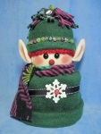 Elf Toilet Paper Roll Cover Pattern