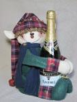 Elf Wine Hugger Pattern
